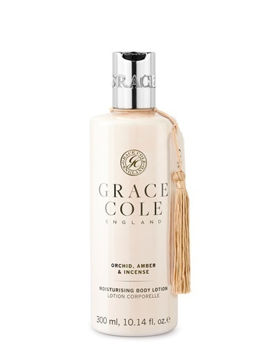 Grace Cole Orchid, Amber & Incense Vücut Losyonu 300 ml Renksiz